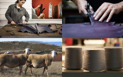 La Ferme d'Alcas soutient la candidature de la filière gant à l'Unesco